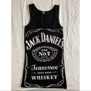 Tunic Tank Top - Jack Daniels